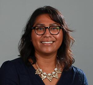 Lupita Aquino, GV Admissions Counselor