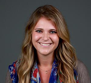 Jordan Van Beck, GV Admissions Counselor