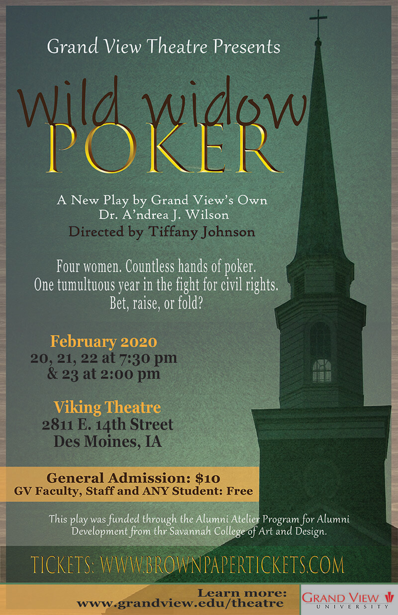 Wild Widow Poker