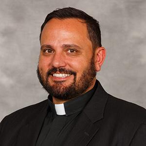 Pastor Russ Lackey