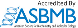 Accredited by ASMB