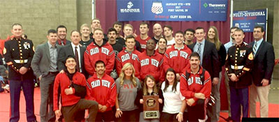 GV Wrestling wins 6th straight National Duals title